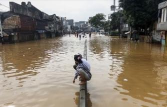 Endonezya'da 22 binden fazla kişiselden etkilendi