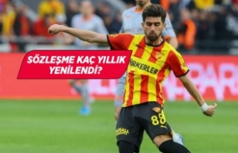 Göztepe, Soner Aydoğdu'nun kiralık sözleşmesini uzattı
