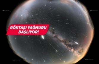 Gözünüz gökyüzünde olsun!