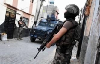 İçişleri Bakanlığı: Bombalı eylem hazırlığındaki terörist yakalandı
