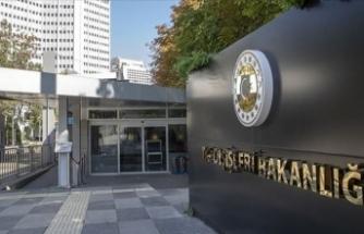 İsrail-BAE anlaşmasına Türkiye'den tepki!