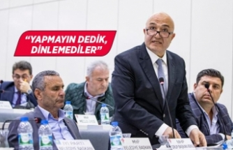 İzmir Büyükşehir zamlarına MHP'den tepki!
