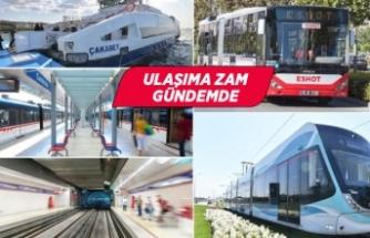 İzmir'de ulaşıma zam mı geliyor?