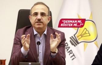 """Kerem Ali Sürekli: """"İzmir'e su sınavıyla eziyet!"""""""