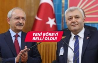 Kılıçdaroğlu'ndan Tuncay Özkan'a yeni görev!
