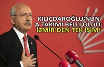 Kılıçdaroğlu'nun A Takımı belli oldu: İşte o isimler