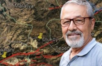 Malatya'daki bugünkü depremi bilen isimden yeni uyarı