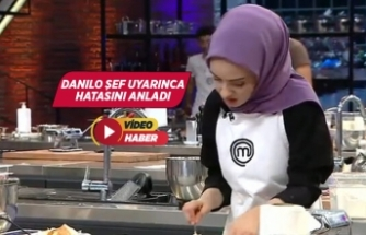 MasterChef Türkiye'de Büşra'yı yıkan olay!