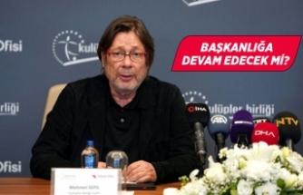 Mehmet Sepil'den Kulüpler Birliği Vakfı Başkanlığı kararı!