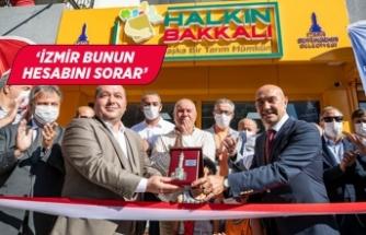 MHP'li Şahin'den Başkan Soyer'e 'renk' tepkisi