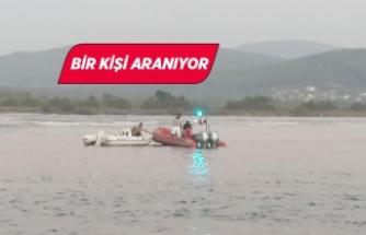 Muğla'da denizde 2 kişi kurtarıldı, biri kayboldu
