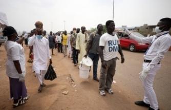 Nijerya'da Kovid-19 vaka sayısı 46 bin 500'ü aştı