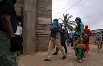 Nijerya'da son 24 saatte 290 kişide Kovid-19 tespit edildi