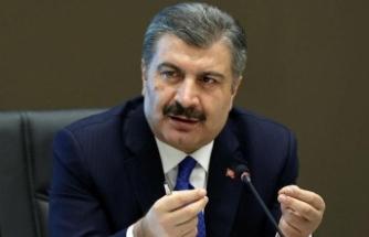 """Sağlık Bakanı Koca'dan Kovid-19'a karşı """"tedbir"""" uyarısı"""
