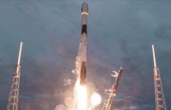 SpaceX, Arjantin'e ait yer gözlem uydusunu uzaya gönderdi
