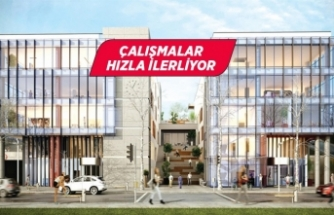 Tamamlandığında tüm İzmir'e hizmet verebilecek