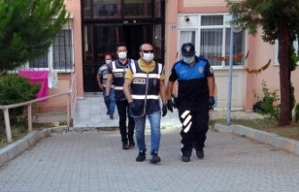 Uşak'ta evde karantinada bulunan vatandaşlar denetleniyor