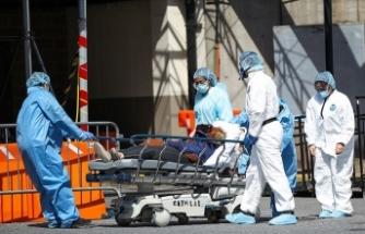 Virüs nedeniyle 763 bin 387 kişi yaşamını yitirdi