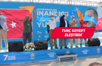 AK Parti Seferihisar İlçe Başkanı Aydın güven tazeledi