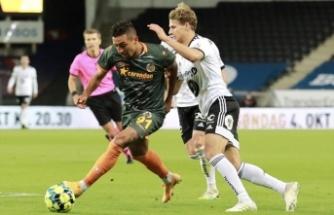 Alanyaspor Avrupa kupalarına veda etti