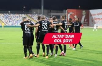 Altay: 6 - Eskişehirspor: 0