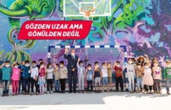 Başkan Soyer'den Kiraz'da yoğun mesai