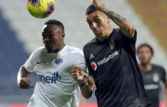 Beşiktaş'ın gözü kadro dışı bırakılan Koita'da