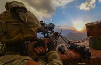 Bitlis'te Yıldırım-12 Beşyanak Operasyonu başlatıldı