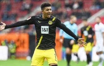 Borussia Dortmund, Jadon Sancho için yapılan 100 milyon Euro'luk teklifi reddetti!