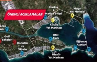 'Çeşme Projesi, İzmir'in 'Kanal İstanbul'udur'
