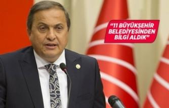 CHP'li Torun 11 büyükşehirdeki ölüm sayısını açıkladı