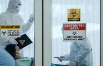 Dünyayı saran koronavirüs salgınında kritik eşik geçildi