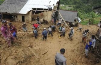 Endonezya'daheyelan: 10 ölü