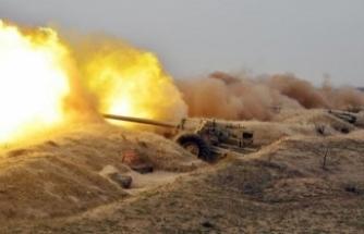 """""""Ermenistan cephe hattında saldırı düzenledi"""""""