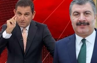 Fatih Portakal'dan Fahrettin Koca'ya zehir zemberek sözler!