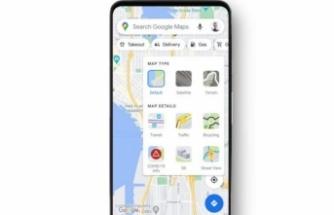 Google'dan Covid-19'a karşı haritalı önlem