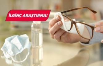 Gözlük 5 kat fazla koruyor
