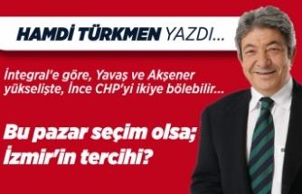 Hamdi Türkmen yazdı: Bu pazar seçim olsa; İzmir'in tercihi?
