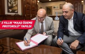 İzmir Büyükşehir Belediyesi personelinepromosyon müjdesi
