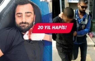İzmir'de asistan doktora jiletli saldırı dehşetinde karar