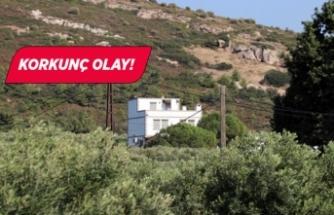 İzmir'de emekli öğretmene evinde işkenceli infaz!