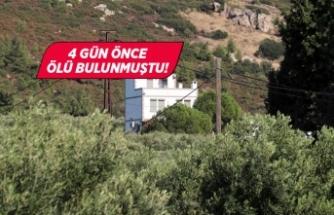 İzmir Foça'daki cinayette 2 gözaltı!