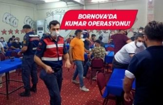İzmir'de kumar operasyonu! 542 bin 878 lira ceza kesildi