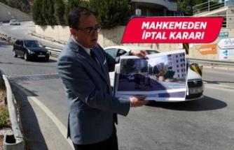 İzmir'de o yolla ilgili plana mahkemeden iptal kararı