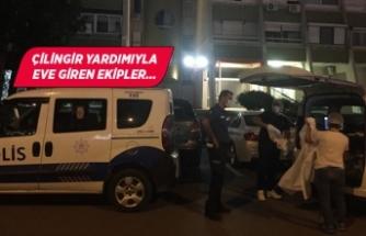 İzmir'de sır ölüm: Haber alınamıyordu...