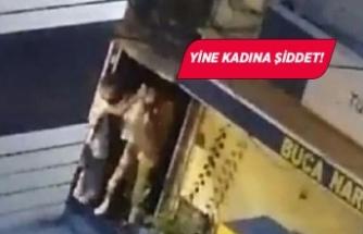 İzmir'de sokak ortasında şiddet!