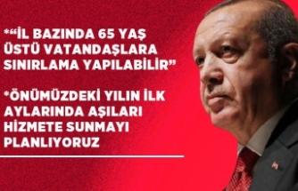 Kabine toplantı sonrası Erdoğan'dan açıklama
