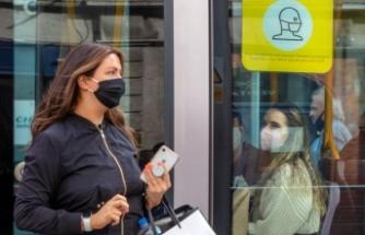 Korkutan açıklama: Maskelerden kurtuluş yok