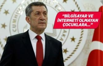 Milli Eğitim Bakanı Selçuk yeni sistemi açıkladı!