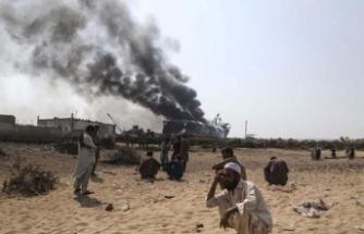 Pakistan'da havan mermisi patladı: 5 ölü, 2 yaralı